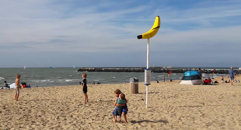Doen in Oostende: naar het strand in Oostende | Mooistestedentrips.nl