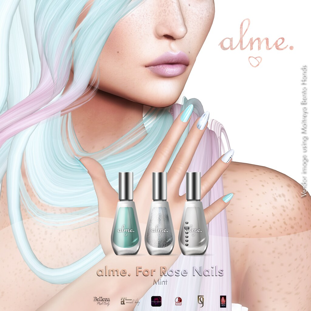alme. For Rose – Mint