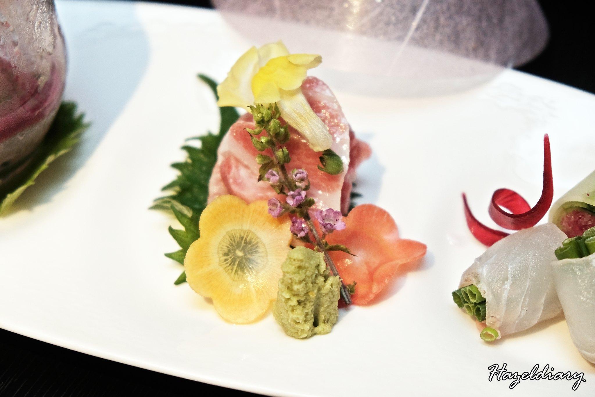 Shima Japanese Kaiseki Restaurant-Sashimi-1