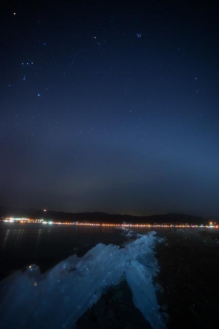 Lake Suwa God Road  Orion
