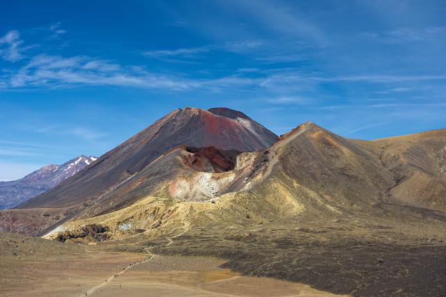 Mont Tongariro, mont Ngauruhoe, Nikon D7200, Sigma 18-35mm F1.8 DC HSM