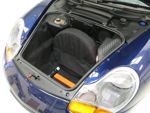 2002 Porsche Boxster S 3.2