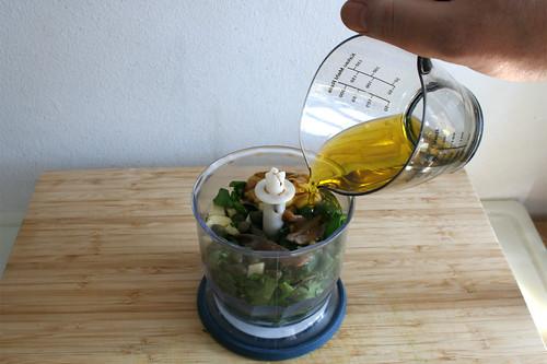 27 - Balsamico & Olivenöl addieren / Add balsamico & olive oil