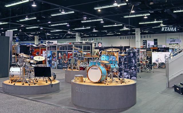 Drums - Tama (1)