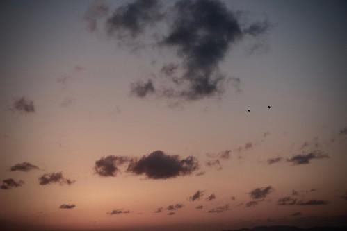 fujifilm xpro2 xf xf1655mm 夕景 evening 空景 skyscape 雲景 cloudscape クラシッククローム classicchrome