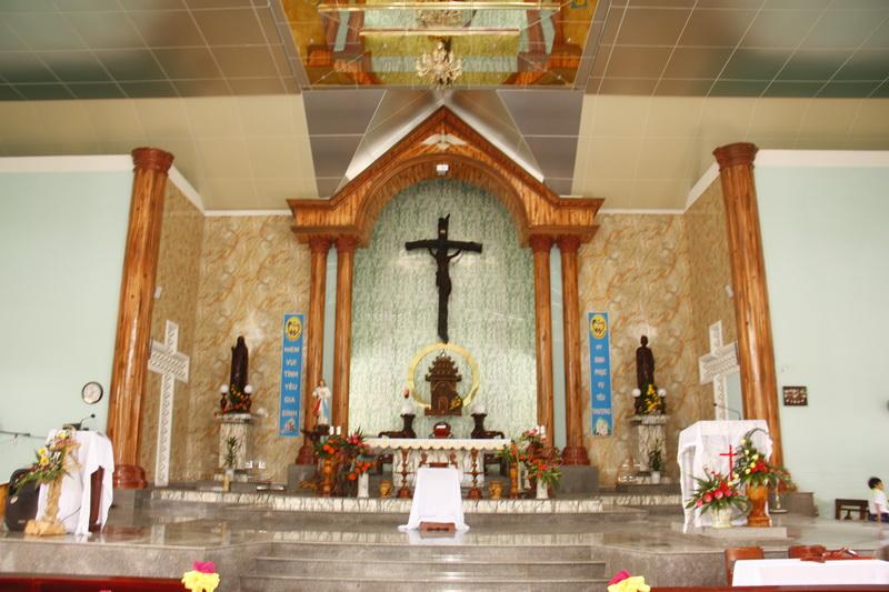 Lược sử Giáo xứ Phú Hữu