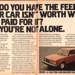 Wed, 2015-03-25 16:39 - 1978 Volvo Advertisement Playboy August 1978