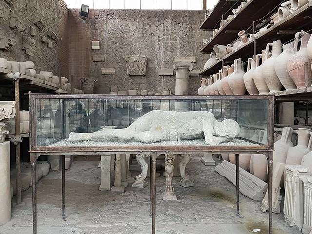 Πομπηία, Φωτογραφίες Πάνου Καρούτσου