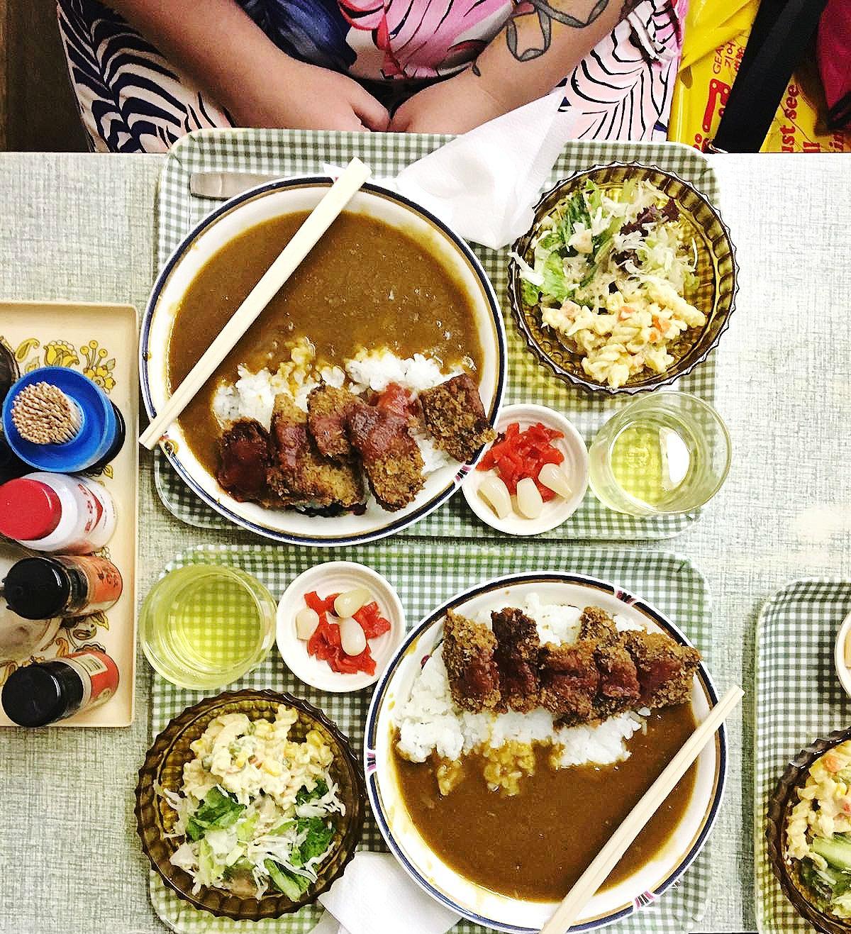 japan - food