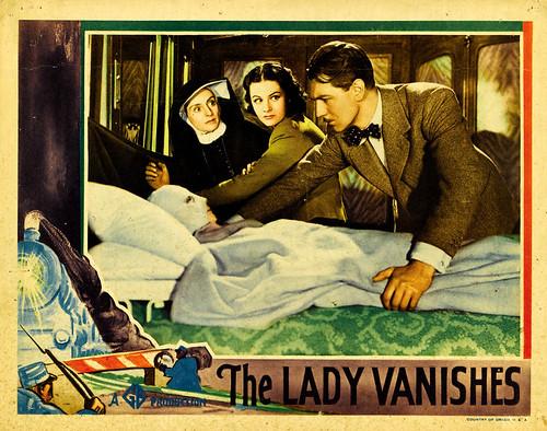 The Lady Vanishes - 1938 - lobbycard 4