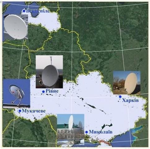 Космічна лабораторія у Рівному спостерігає за супутником