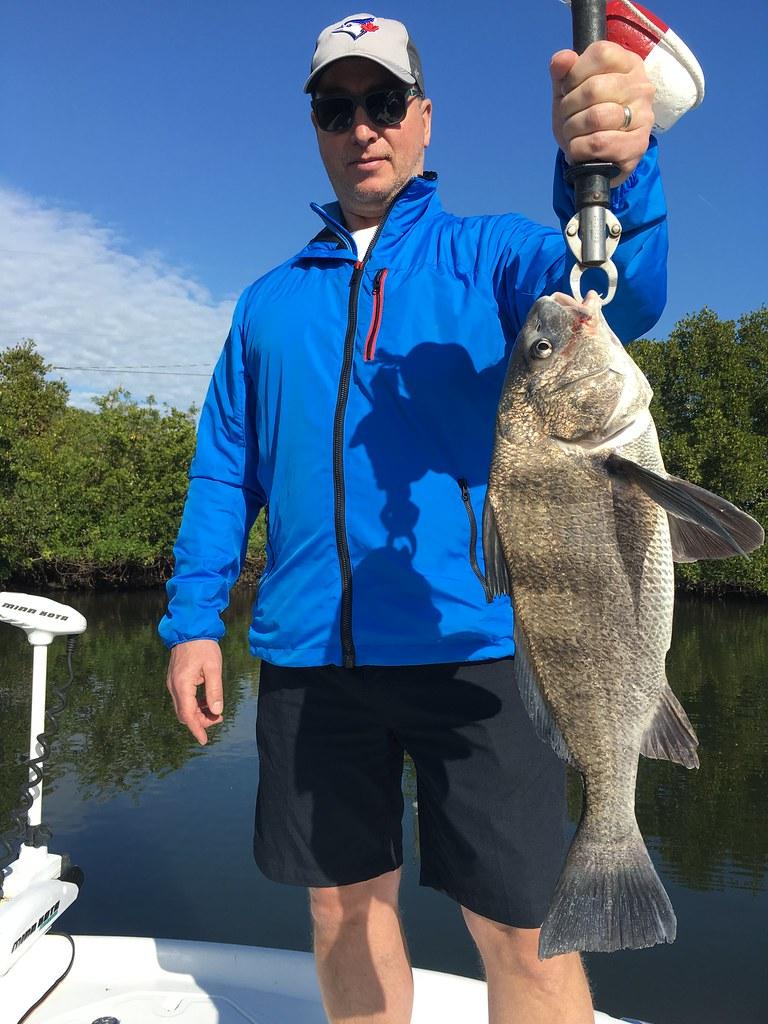 Florida Fishing Black Drum Tampa Fishing Charters®, Inc. 813-245-4738