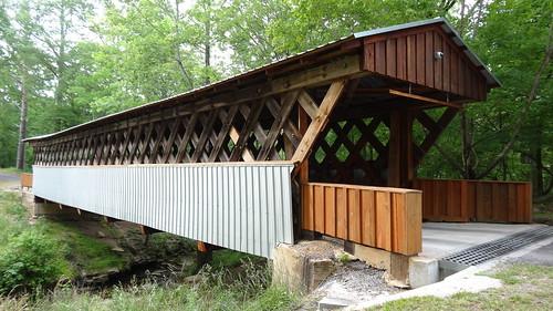 Easley Covered Bridge, Oneonta, AL3