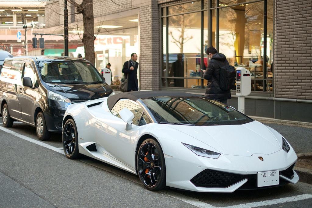 Lamborghini Huracán 2018/02/15 XE107915