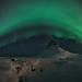 Aurora Over Kirkjufell