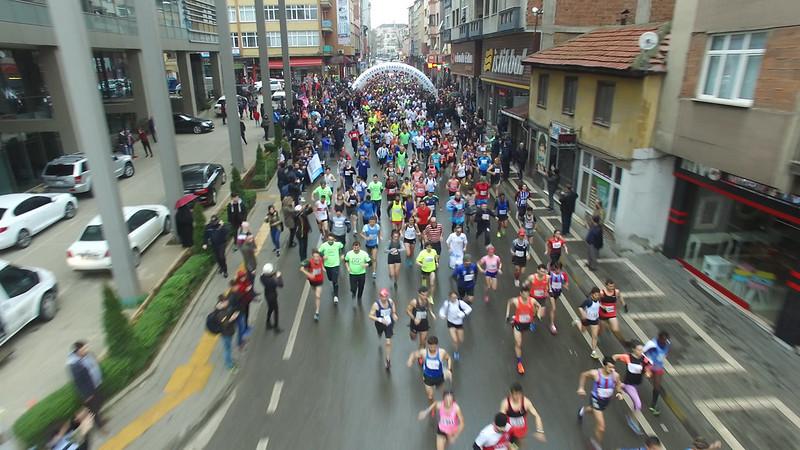 Uluslararası Trabzon Yarı Maratonu 2018