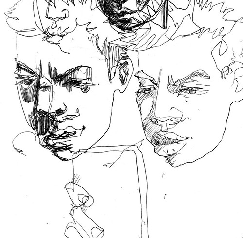 Sketchbook #112: Practice, Practice.