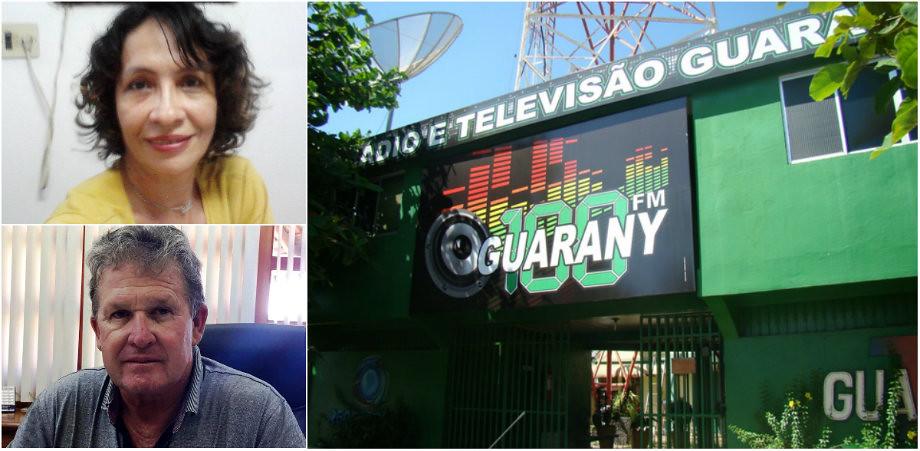 Empresário registra BO contra viúva da TV Guarany por nova venda da emissora, Rádio e TV Guarany
