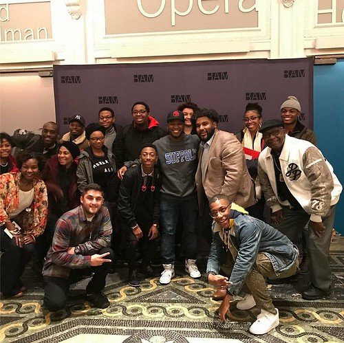 2017-2-11 Brooklyn Academy of Music Film Series featuring Stefon Bristol '08