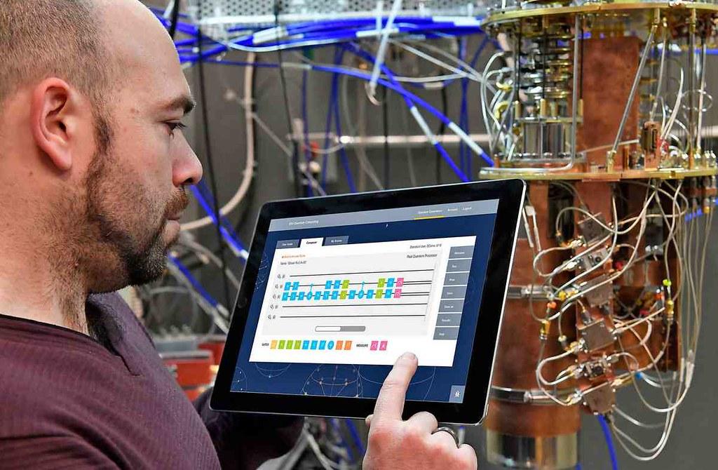 Le nouveau processeur d'IBM repousse les limites de l'informatique quantique