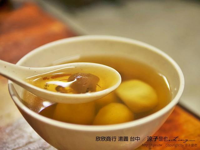 欣欣商行 湯圓 台中 4