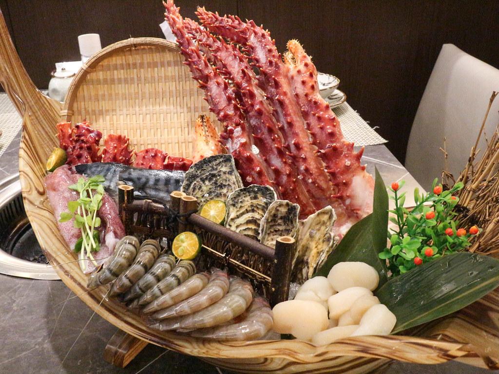 原月日式頂級帝王蟹燒烤吃到飽 (145)