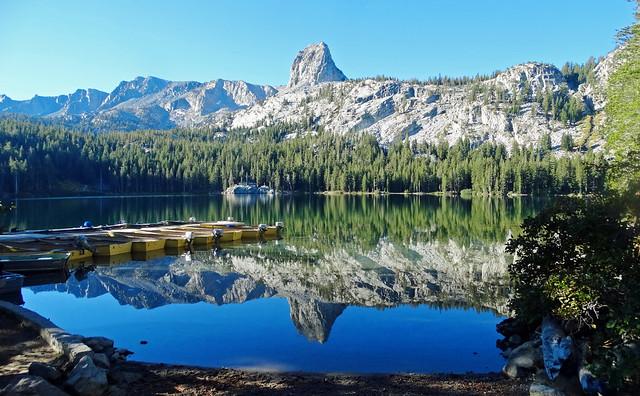 Sunrise Reflections, Lake George, CA 5-16