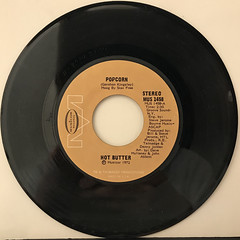 HOT BUTTER:POPCORN(RECORD SIDE-A)