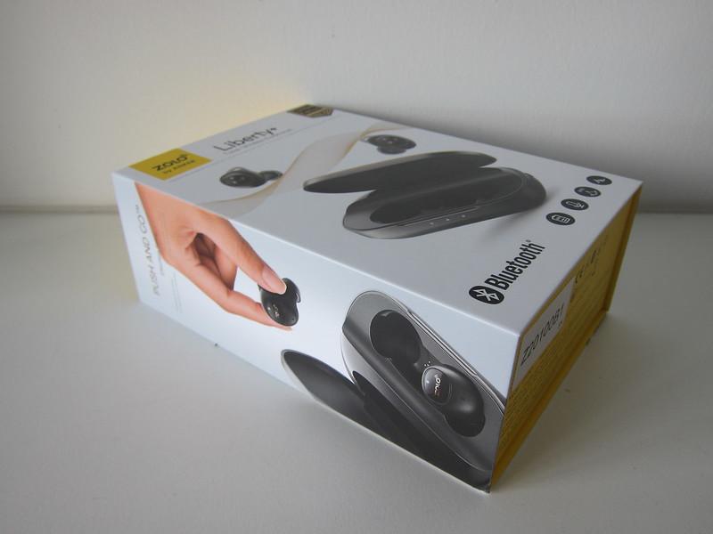Liberty+ Wireless Earphones - Box