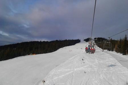 Aktuálně: domácí hory potrápila obleva, Alpy utopené pod sněhem