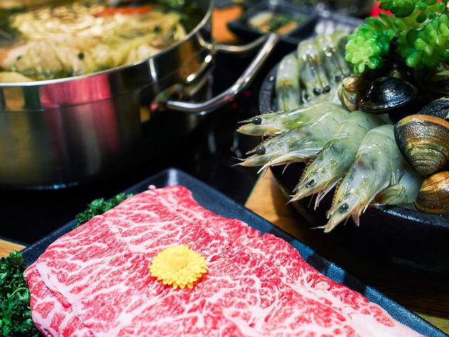 (分享)婧Shabu火鍋(建國店)|台北松江南京–大口吃肉嗑海鮮