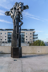 CHRIST THE KING STATUE BY ANDREW O'CONNOR [DUN LAOGHAIRE]-136510