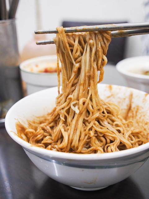 金魚麵店| 新北三重–低調麵館/專營早點