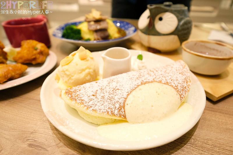 woosaパンケーキ 屋莎鬆餅屋 台中遠百店 (9)