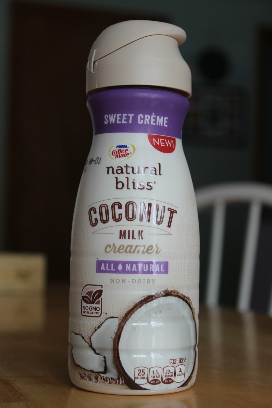 CoffeeMate Vegan Creamer Coconut
