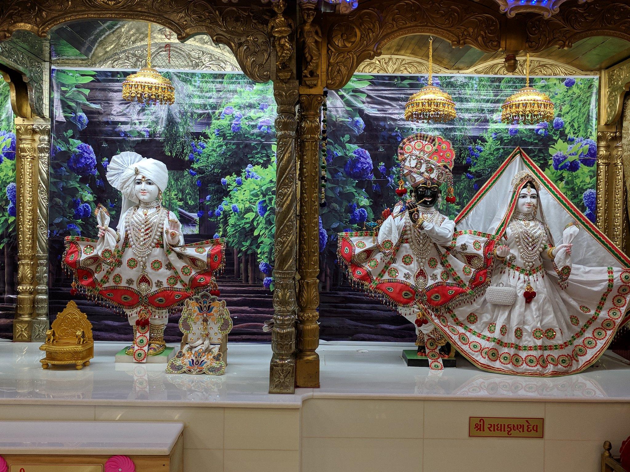 Vasant Panchmi (Shikshapatri Jayanti) - Parsippany