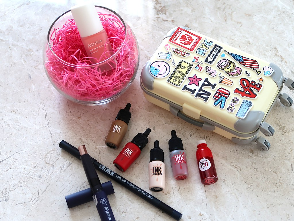 Althea Wanderlust Box 1