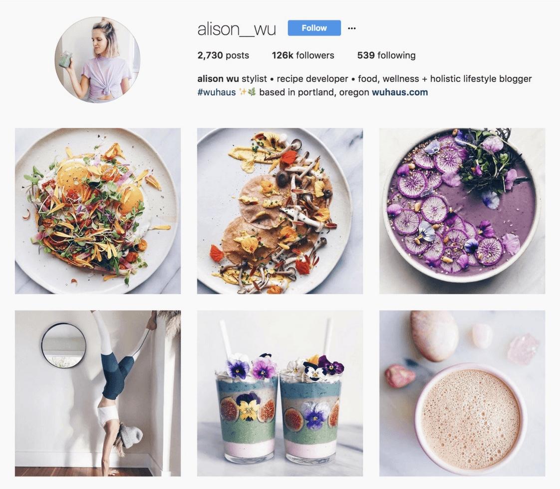 instagram biografia scrivere competenze