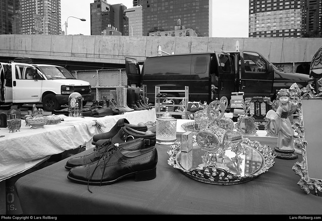 Chelsea Flea Market, New York, United States