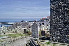 BACK IN JANUARY 2009 I VISITED THE OLD GRAVEYARD IN HOWTH [I HAD TO LEAVE BECAUSE I WAS ATTACKED BY GULLS]-135881
