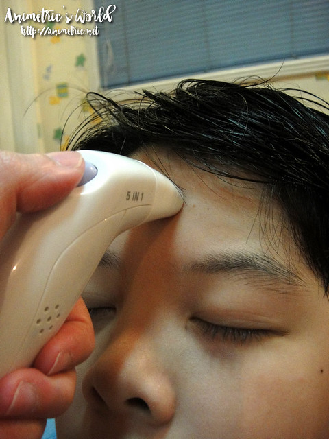 Topcom Ear and Forehead Thermometer