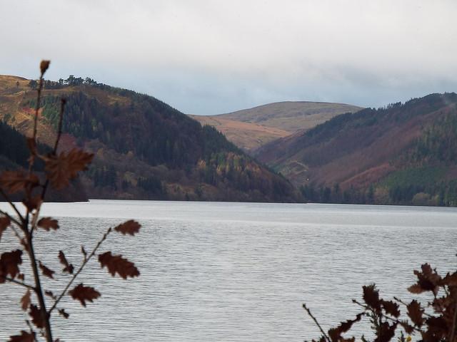 Lake Vyrnwy, Fujifilm FinePix S8200
