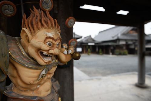 20180106 Mikawa temple 3