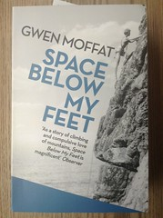 Space Below My Feet - Gwen Moffat