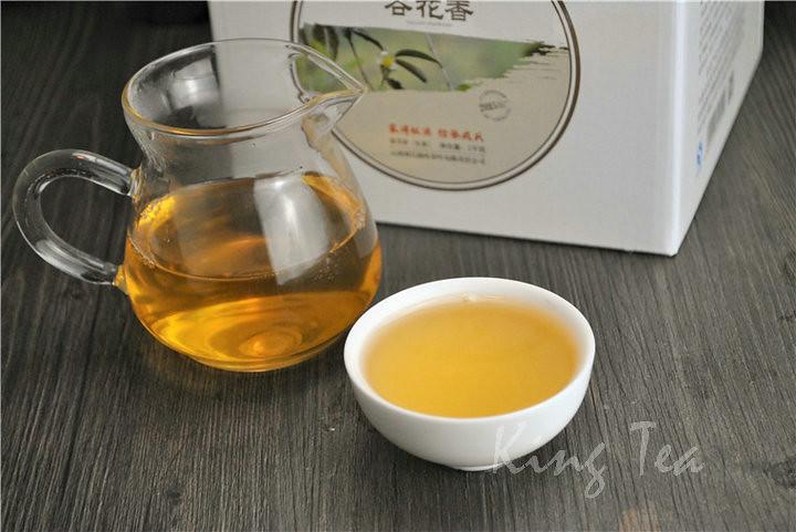 2015 MengKu GuHuaXiang Cake  200g    YunNan LinCang    Puerh Raw Tea Sheng Cha