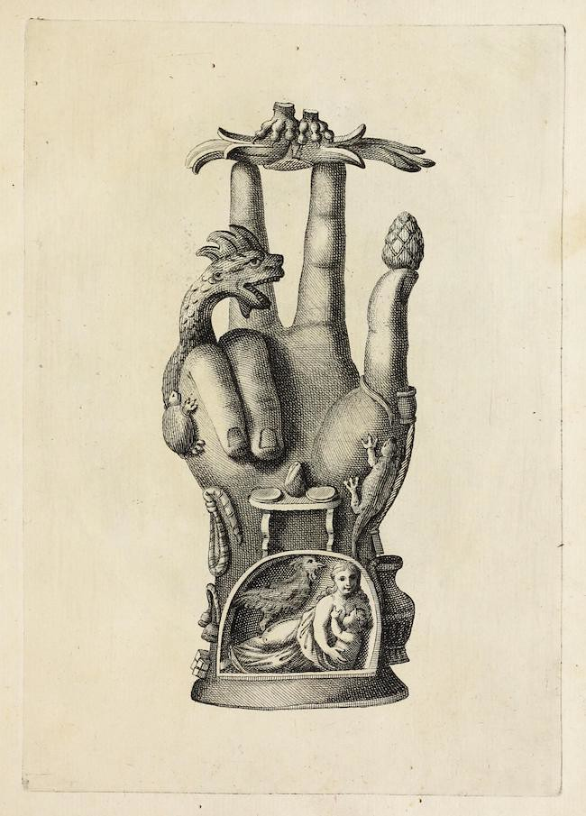 Curiosities from the Museum of Giovanni Carafa (1778) – The