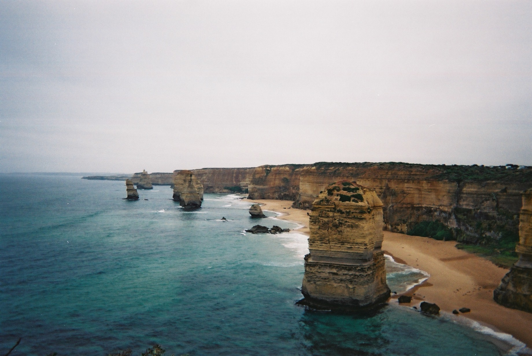 Australia through my disposable camera