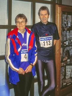 Gisela und Karlheinz in Einruhr