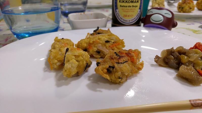 ganmodoki - tofu frito