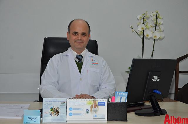 Lazer Göz Tıp Merkezi Op. Dr. Bülent Kalay